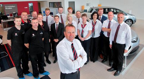 Vertu Motors invest in Yorkshire