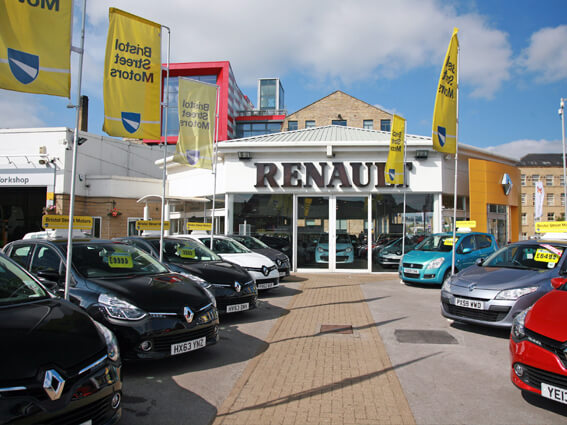 Renault Bradford