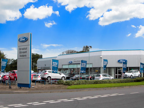 Ford Morpeth