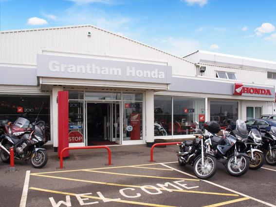 Grantham Honda