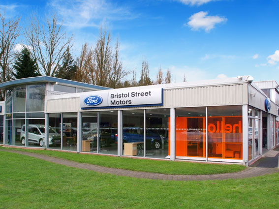 Ford Redditch