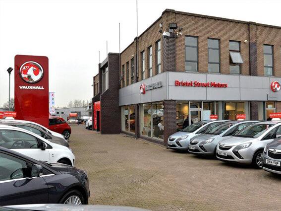 Vauxhall Lichfield