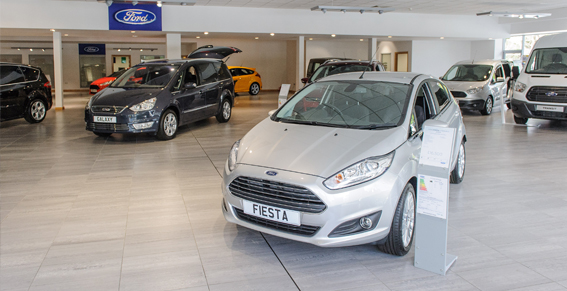 Welcome Video from Ford Orpington