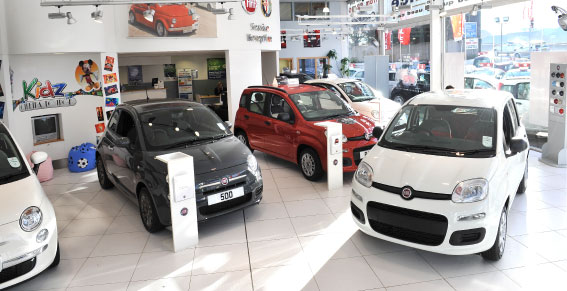 Welcome Video from Fiat Cheltenham