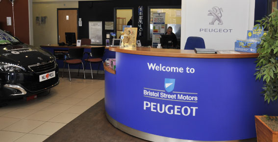 Welcome Video from Peugeot Chesterfield