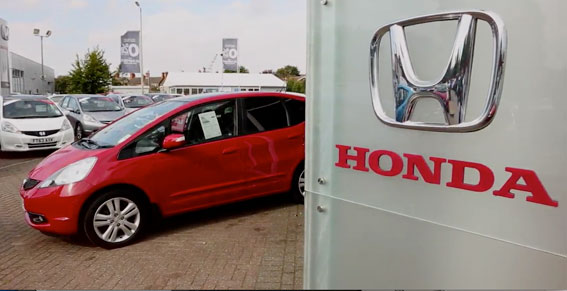 Welcome Video from Honda Boston