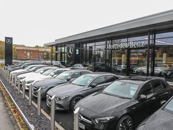 mercedes benz of reading vertu motors plc
