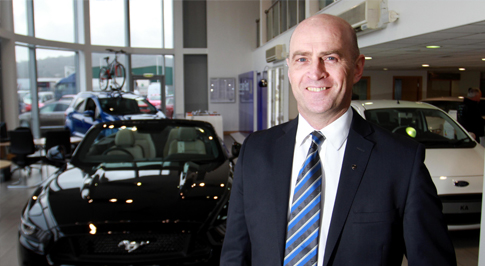 Bristol Street Motors Ford Gloucester welcomes new manager