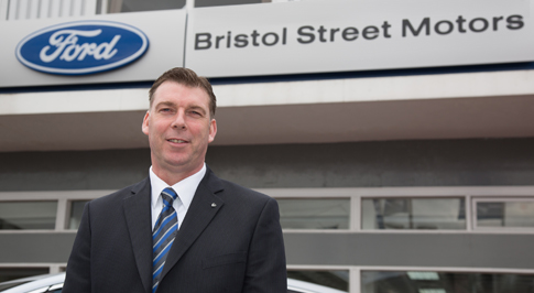 Bristol Street Motors Ford �Best Dealership in Bolton�