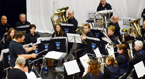 Traditional band workshop will hit the high notes