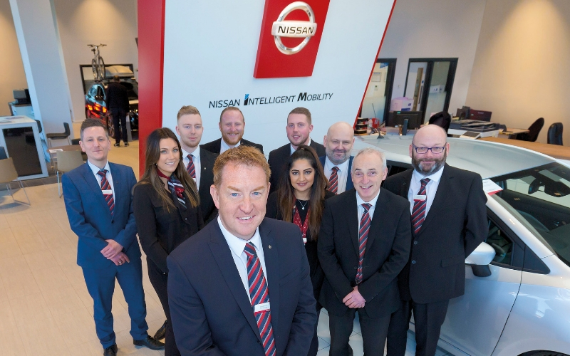 Bristol Street Motors invests �1.5m in Sheffield dealership