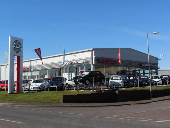 Nissan Glasgow South Vertu Motors Plc