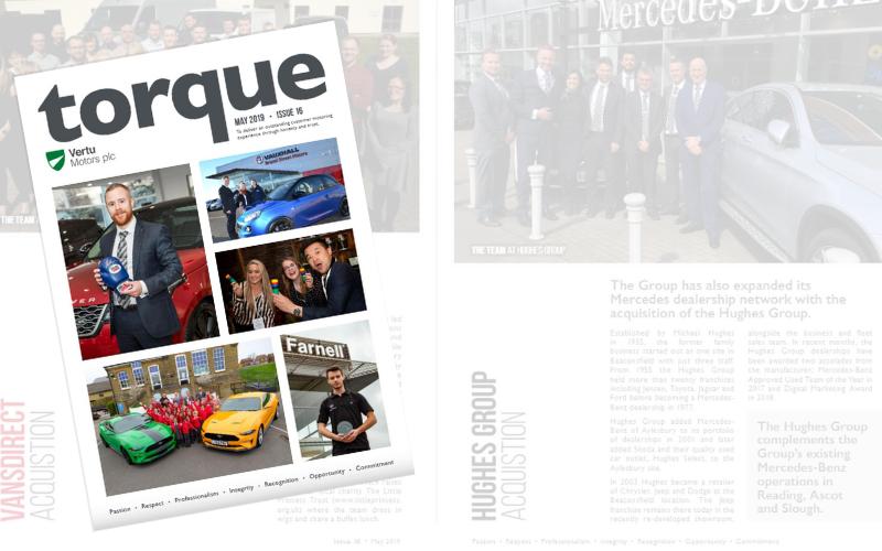 Torque: Issue 16 | Vertu Motors PLC