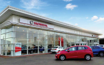 Vertu Motors Acquires Honda Dealerships