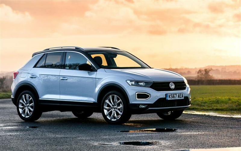 Why The Volkswagen T-Roc Makes A Perfect Family Car