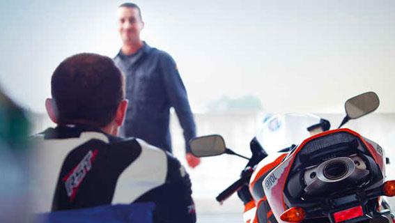 New Honda Super Cub Motorcycle
