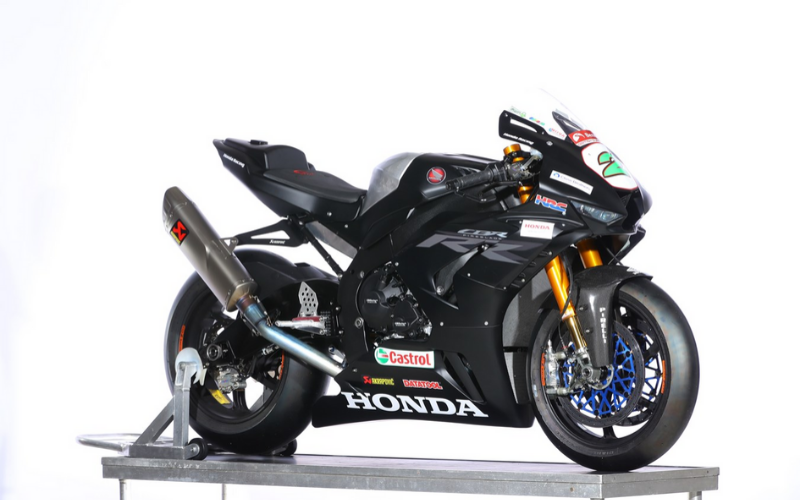 Honda Racing Reveal 2020 BSB CBRER1000RR-R Firebrlade SP