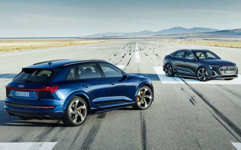 Introducing The New Audi E-Tron S and E-Tron S Sportback
