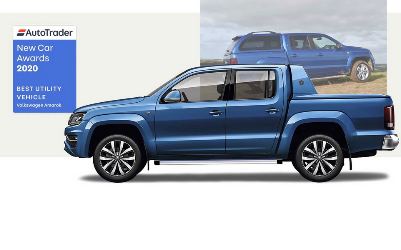 AutoTrader Crowns The Volkswagen Amarok As Their Best Utility Vehicle Of 2020