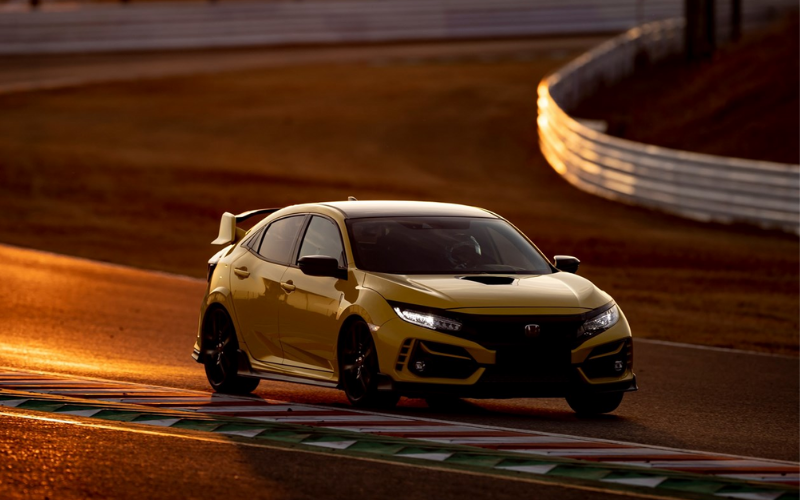 Limited Edition Honda Civic Type R Sets New Lap Record On Iconic Suzuka Circuit