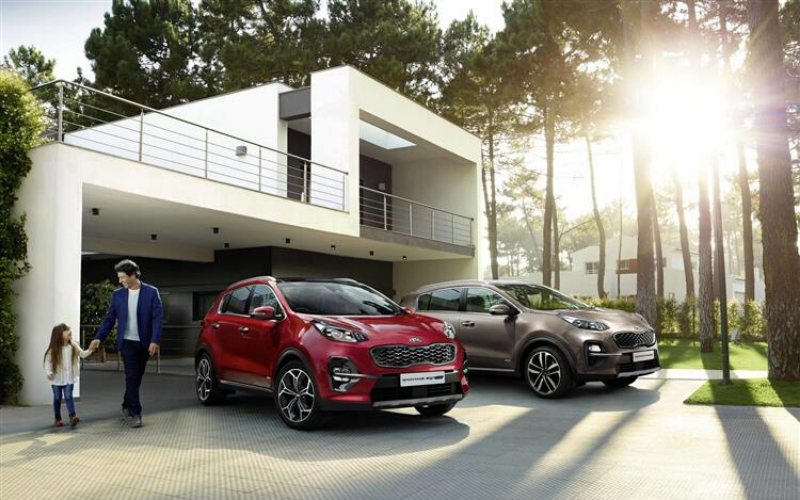 Why The New Kia Sportage Makes A Perfect Family Car