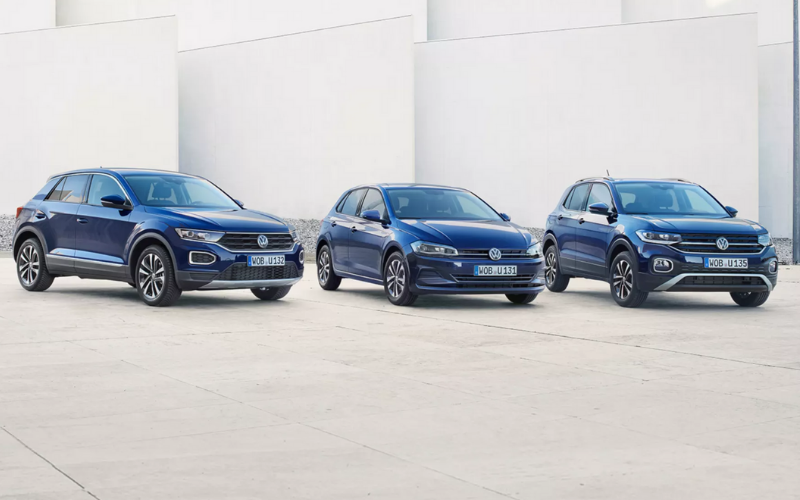 Volkswagen Announces Polo, T-Cross And T-Roc United Editions