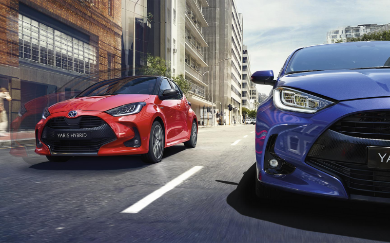 Why The All-New 2020 Toyota Yaris Is The Perfect City Car