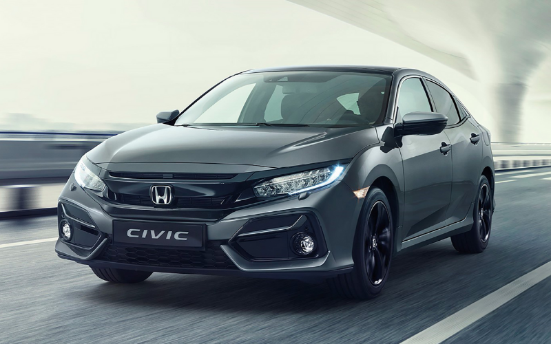 Take A Look Around The New Honda Civic