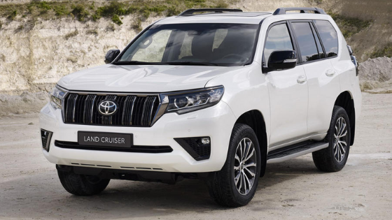 Get To Know The Refreshed 2020 Toyota Land Cruiser