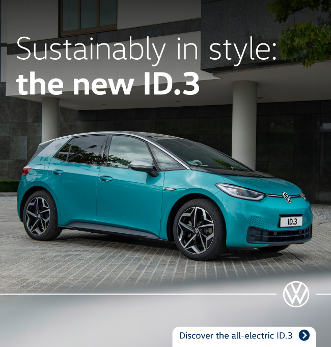 Volkswagen ID3 Sustainably in Style 140920