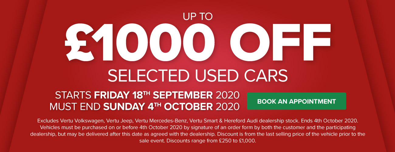 VM Sale Event Red 110920
