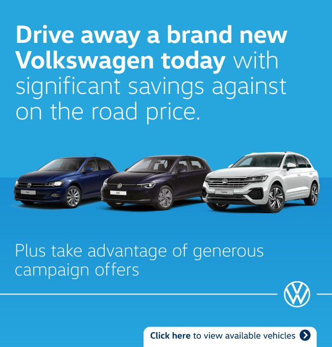Volkswagen Cars in Stock 250920