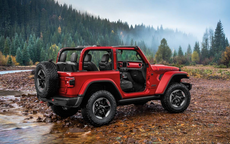 What Makes The 2020 Jeep Wrangler Rubicon Special?