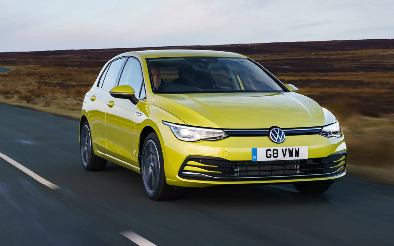 Volkswagen Golf 8 Named The Sunday Times' Car of the Year 2020