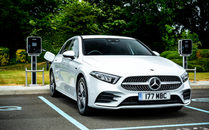 Mercedes-Benz Named �Fleet Manufacturer Of The Year� At Business Car Awards