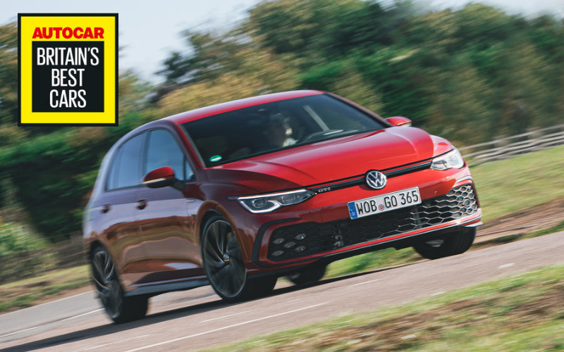 VW Golf GTI Crowned 'Best All-Rounder' At Autocar's Britain's Best Car Awards