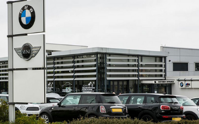 Vertu Acquires 12 Dealerships From Inchcape