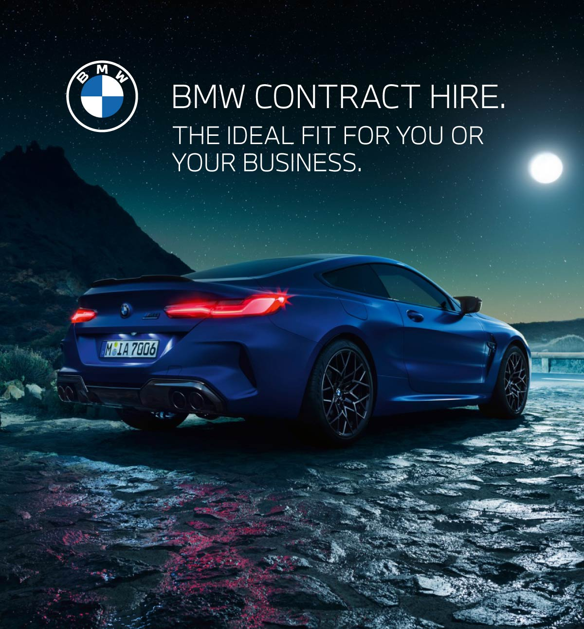 BMW Contract Hire BB