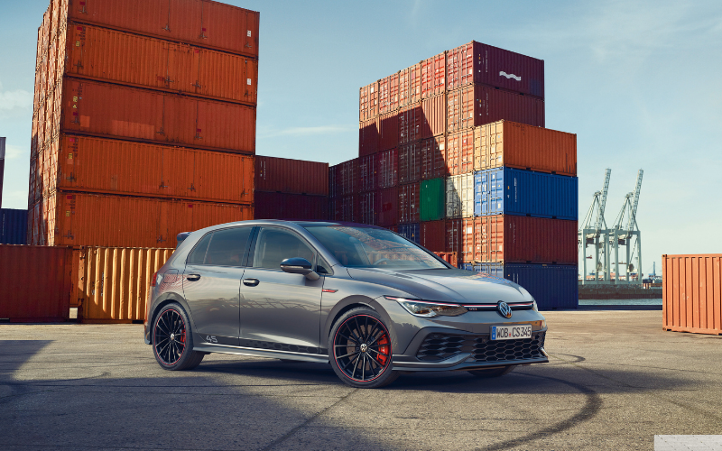 Volkswagen Celebrates 45 Years Of Golf GTI With Special Edition