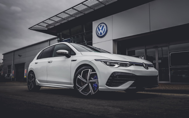 The All-New Volkswagen Golf R Has Arrived