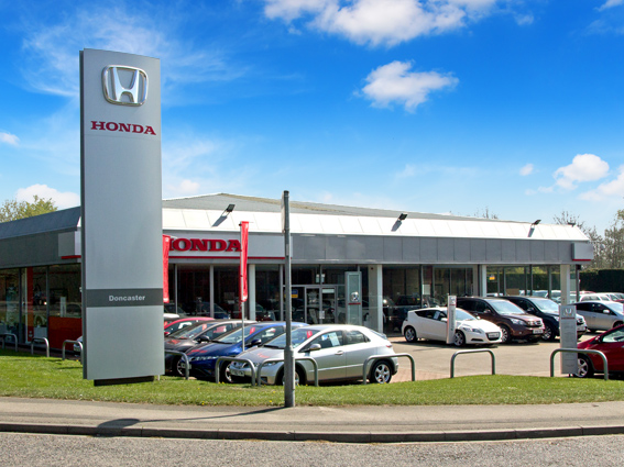 Honda doncaster vertu motors plc for Bristol motor mile dealerships