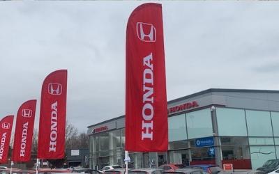 Huddersfield Honda
