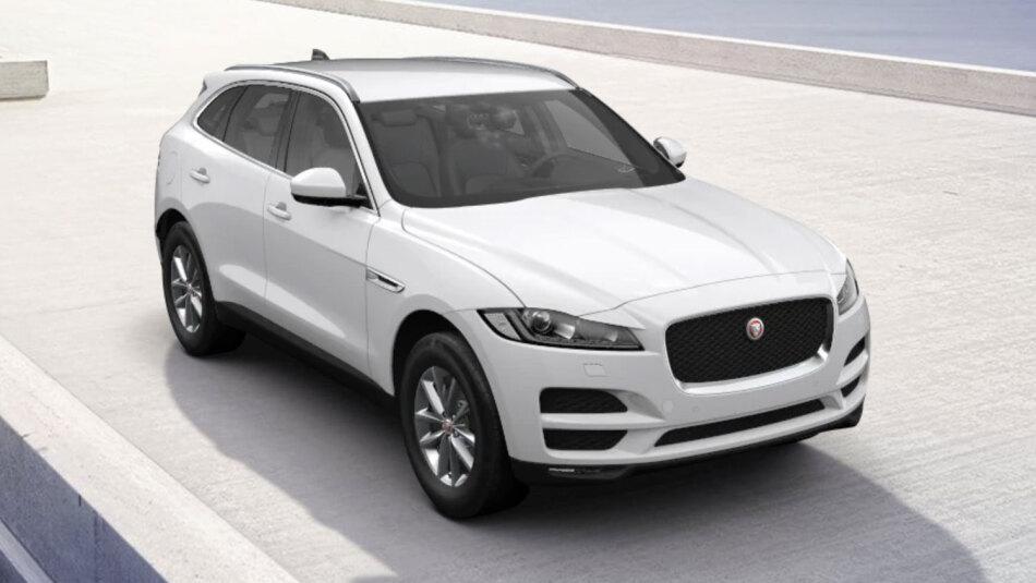 New Jaguar F-Pace 2.0 D200 R-Dynamic S 5dr Auto AWD Diesel ...