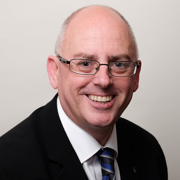 Ian Harrison Profile