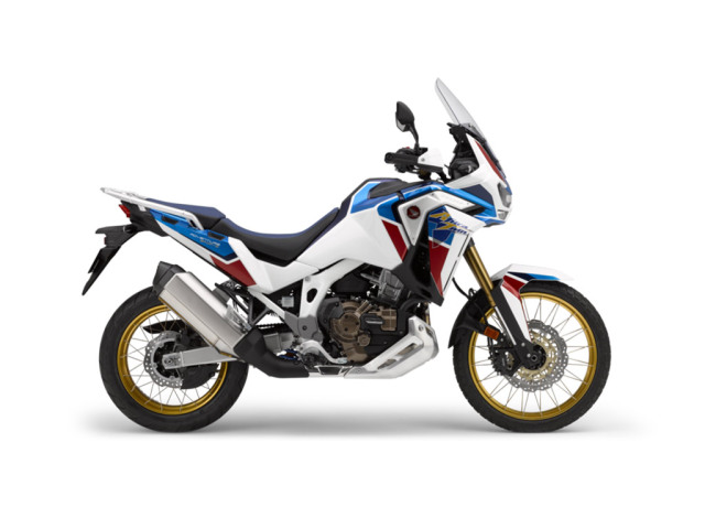 Honda Africa Twin CRF1100 Adventure Sports Manual, Electric Suspension